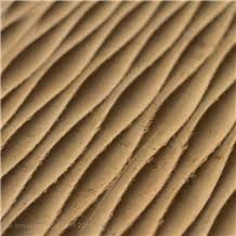 3d Wall Panels India Natural Stone 3d Wall Panels Brown Buff Sandstone Building