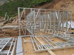 low cost light steel prefab house china steel consructionchina