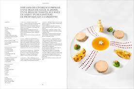 photo de recette de cuisine livre de recette du chef jean michel lorain côte jacques