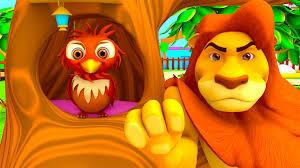 the owl song kindergarten nursery rhymes u0026 songs for kids