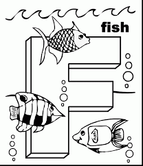 remarkable animal alphabet letters coloring pages with letter f