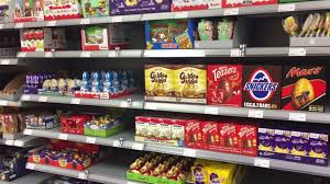 easter eggs sale shoppers shocked to find easter eggs on sale four months early
