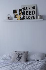 chambre blanche home chambre blanche aux détails cuivrés quotidien de maman
