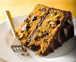 chocolate pumpkin layer cake recipe nyt cooking