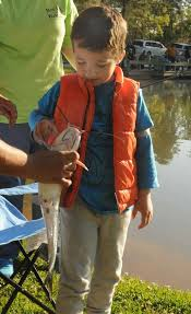 scenes from the creekwood fishing derby houston chronicle