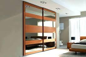 Sliding Closet Doors Ikea Mirror Doors Mirrored Closet Sliding Doors Used Mirrored Closet