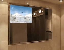Bathroom Mirror With Tv by Tv In Bathroom Mirror Cost On Vanity Mirror Tv Online Shopping
