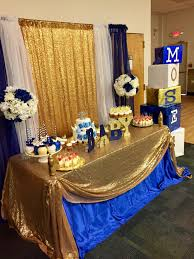 royal blue and gold baby shower decorations royal blue and gold baby shower decorations thehletts