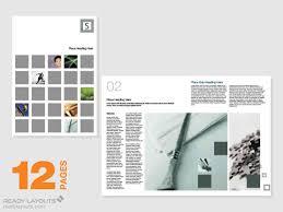 brochure software brochure template