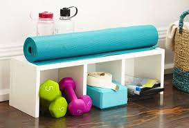 10 Must Fitness Gear Essentials by 10 Small Space Home Hacks For Your Tiny Apartment Fitness
