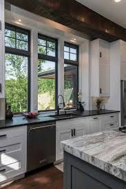 granite ideas for white kitchen cabinets white cabinets with black countertops 12 inspiring designs