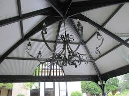 outdoor gazebo chandelier lighting outdoor gazebo chandelier lighting ideas design home ideas