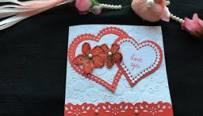 handmade birthday card mum wife girlfriend love for her love