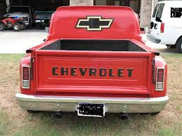 custom truck tail lights stepside tail light stock or custom what are u using the 1947