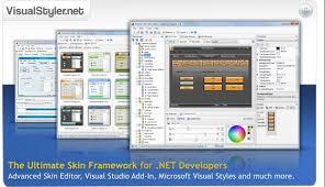 design web form in visual studio 2010 visualstyler for windows forms net visual studio marketplace