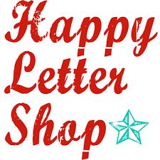 happy letter shop originals