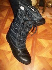 womens snowmobile boots canada sorel medium width b m s us size 8 ebay