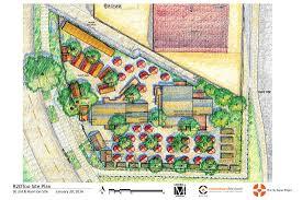 right 2 dream too proposed site plan communitecture architecture