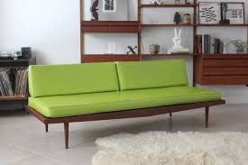Modern Daybed Sofa Mid Century Modern Daybed Sofa By Rubee Sofalounge Study Style
