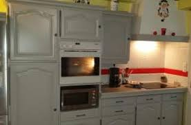 repeindre cuisine chene comment relooker une cuisine trendy comment decaper un meuble