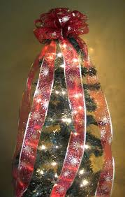 Making Bows Christmas Tree Decorations by 16 Best Christmas Tree Tops Images On Pinterest Christmas Tree