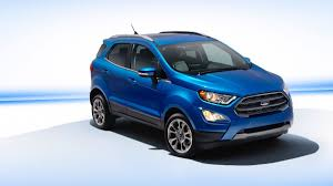 jeep suv blue the wee little ecosport is ford u0027s new small suv the verge
