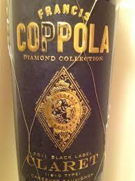francis coppola diamond collection 2011 francis ford coppola cabernet sauvignon diamond collection