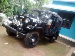 modified mahindra jeep mahindra cj 500d my modified jeep just a flashback