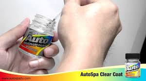 autospa touch up paint youtube