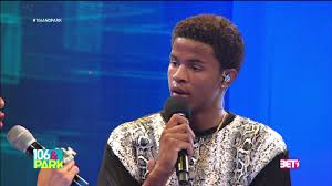 trevor jackson u0027s got next with u201c newthang u201d 106 u0026 park season 2013