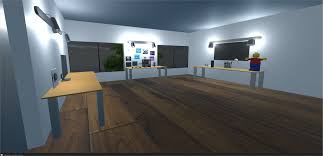 How To Lay A Laminate Floor Video Sap D Shop U0027s Virtual House U2013 A Journey From Physical To Virtual