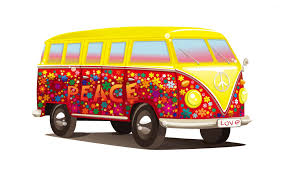 volkswagen bus wallpaper hippie volkswagen bus wallpaper vector wallpapers 15775