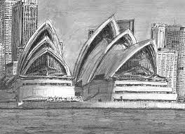 house drawings sydney opera house original drawings prints and limited