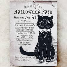 invitations impressive halloween wedding invitations for unique