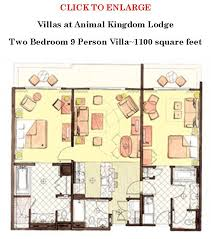 Disney 2 Bedroom Villas Akl Dvc Value 2 Bedroom Villa Wdwmagic Unofficial Walt Disney