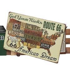 decoration vintage americaine achetez en gros jet route en ligne à des grossistes jet route