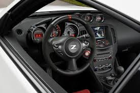 2017 nissan 370z interior refreshed nissan 370z nismo goes on sale in europe in september