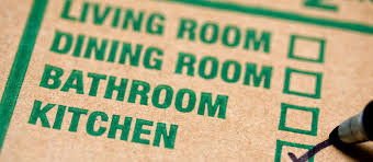 apartment moving checklist from