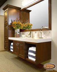 cabinets showplace floating vanities make your bath unique loversiq