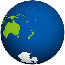 map world nz new zealand