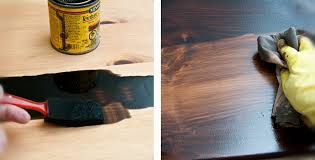what of stain should i use on my kitchen cabinets can you stain stain the same apply when dying