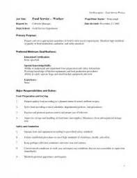 Food Service Resume Example by Area Manager Resume Best Resume Sample Resume Examples Resume And