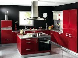 deco maison cuisine ouverte model cuisine americaine amenagement cuisine americaine salon deco