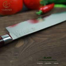 vg10 kitchen knives yarenh 8 best chef knife with pakka wood handle best kitchen knives