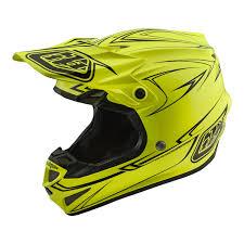 safest motocross helmet troy lee designs lightweight se4 polyacrylite motocross helmet