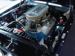 1967 mustang 289 engine the 1967 shelby mustang
