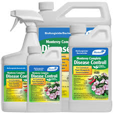 Tropical Plant Diseases - monterey complete disease control ready to use