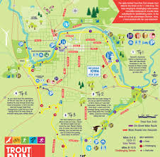 Iowa travel and tourism images Trout run trail iowa tourism map travel guide things to do JPG