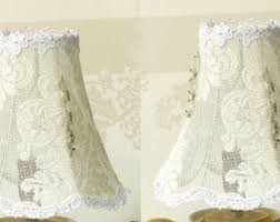 Shabby Chic Bedroom Lamps by White Bedroom Lamps Etsy