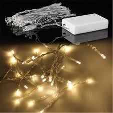 light and battery store 3xaa battery 40 led string mini fairy lights battery power operated